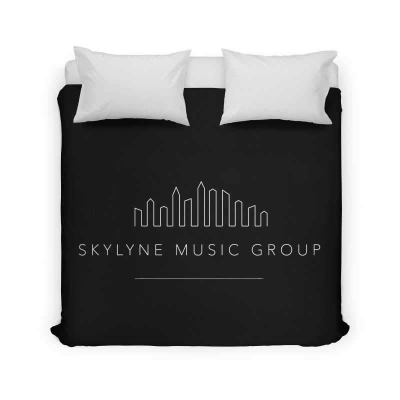 Skylyne Designs Home Duvet by Skylyne Music Group Store