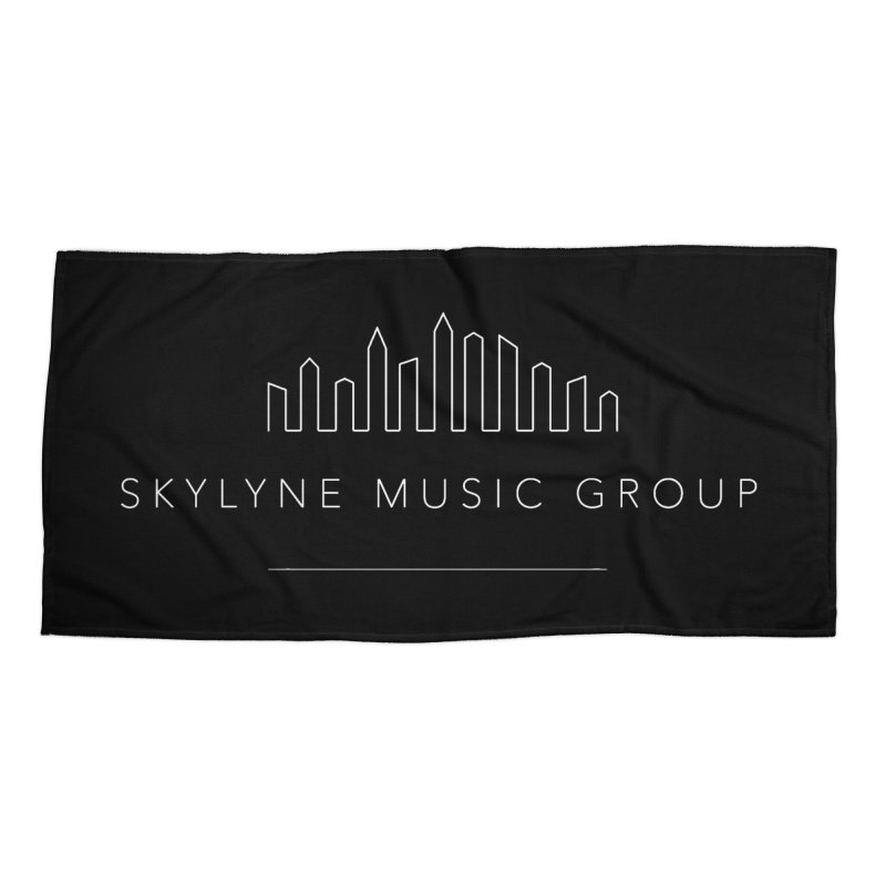 Skylyne Designs in Beach Towel by Skylyne Music Group Store