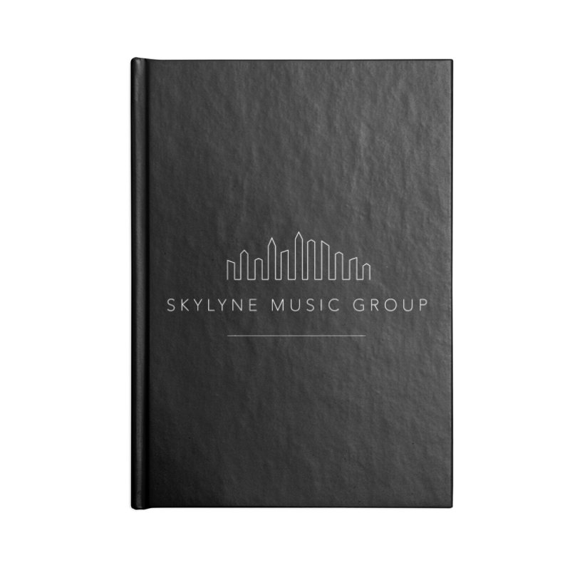 Skylyne Designs Accessories Blank Journal Notebook by Skylyne Music Group Store