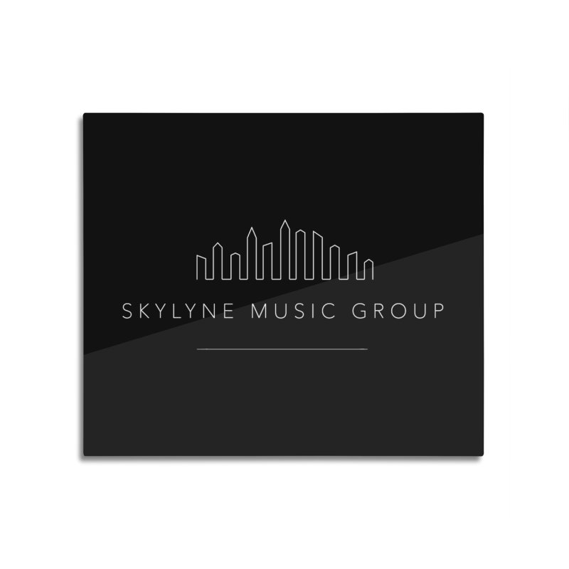 Skylyne Designs Home Mounted Aluminum Print by Skylyne Music Group Store