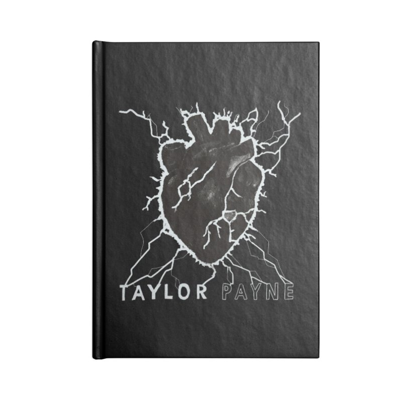 Taylor Payne Designs Accessories Notebook by Skylyne Music Group Store