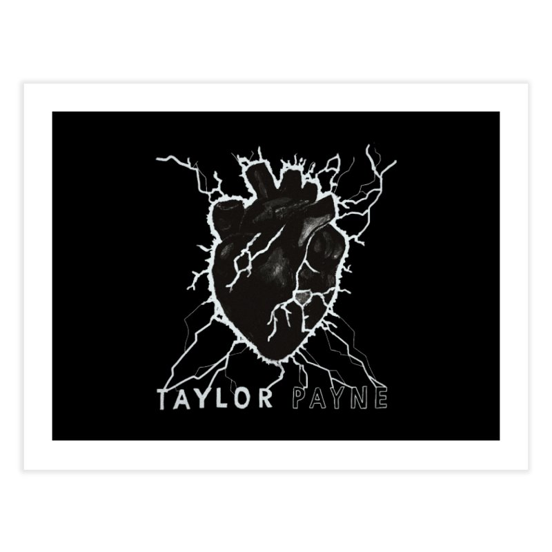 Taylor Payne Designs Home Fine Art Print by Skylyne Music Group Store