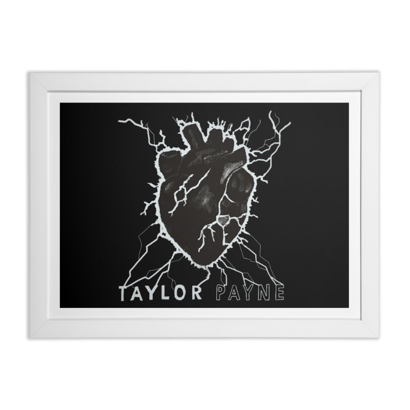 Taylor Payne Designs Home Framed Fine Art Print by Skylyne Music Group Store