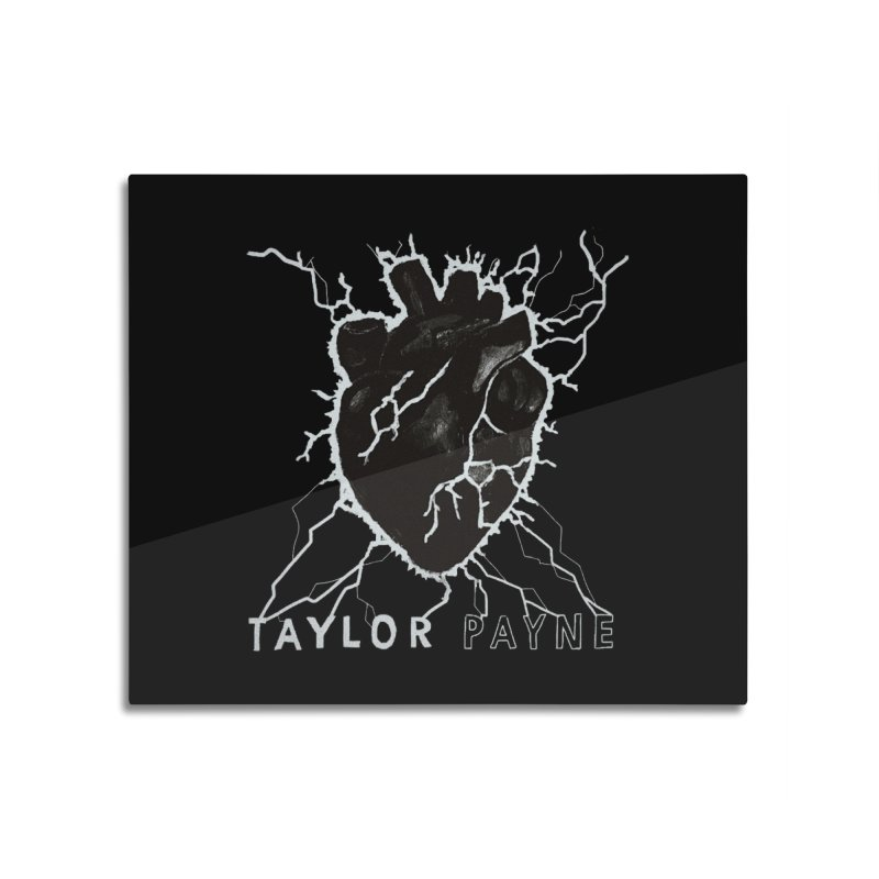Taylor Payne Designs Home Mounted Aluminum Print by Skylyne Music Group Store