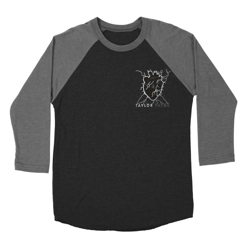Taylor Payne Designs Men's Baseball Triblend Longsleeve T-Shirt by Skylyne Music Group Store