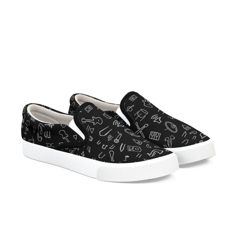 Pavan Shoe Men's Slip-On Shoes by Skylyne Music Group Store