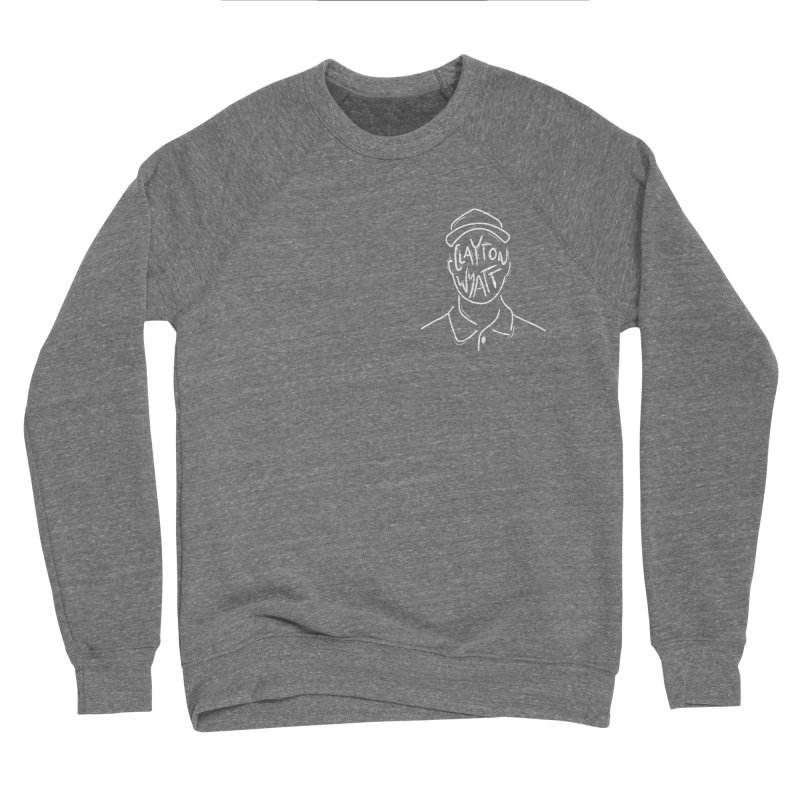 Clayton Wyatt Design Men's Sweatshirt by Skylyne Music Group Store