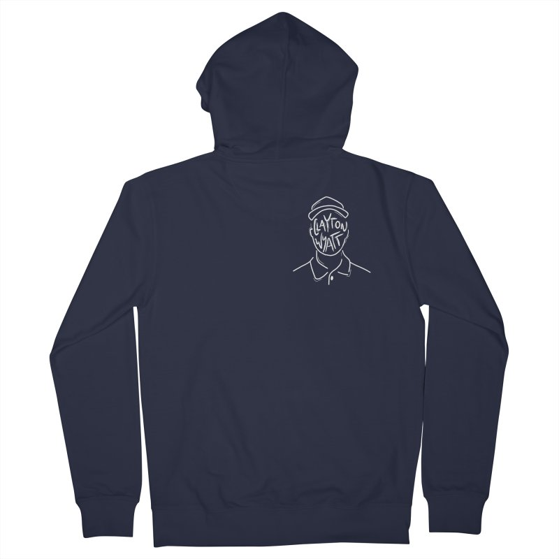 Clayton Wyatt Design Women's Zip-Up Hoody by Skylyne Music Group Store