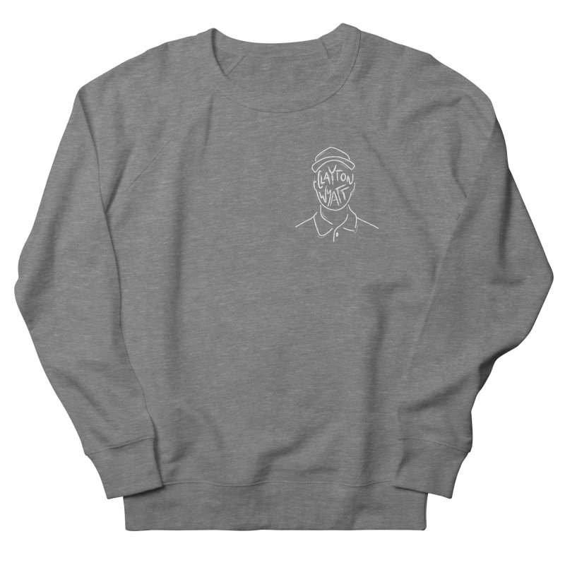 Clayton Wyatt Design Women's French Terry Sweatshirt by Skylyne Music Group Store