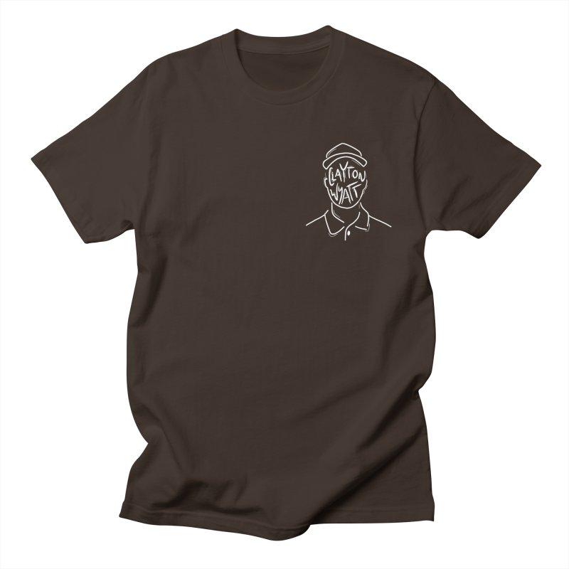 Clayton Wyatt Design Men's Regular T-Shirt by Skylyne Music Group Store