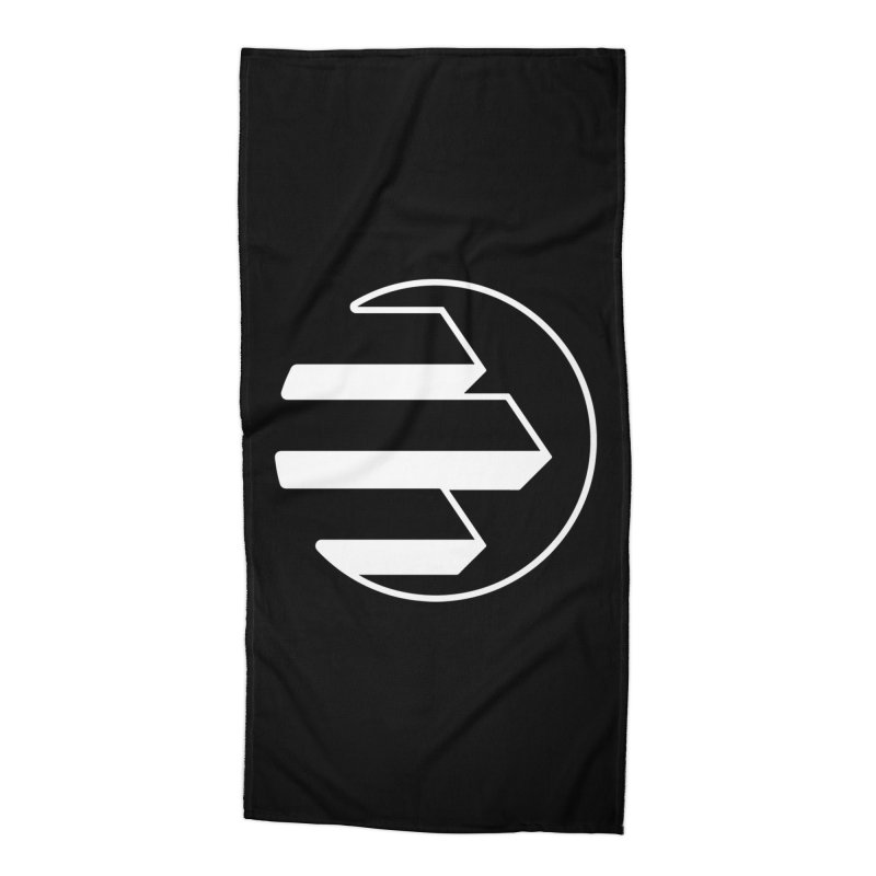 Skylyne Merchandise Accessories Beach Towel by Skylyne Music Group Store
