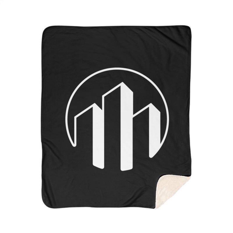 Skylyne Merchandise Home Sherpa Blanket Blanket by Skylyne Music Group Store
