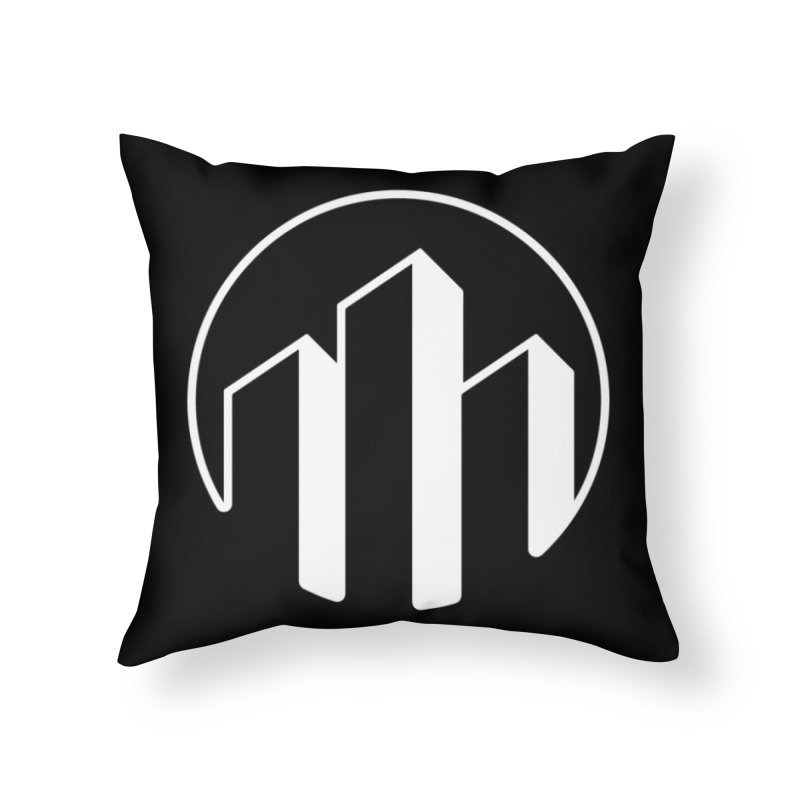 Skylyne Merchandise Home Throw Pillow by Skylyne Music Group Store