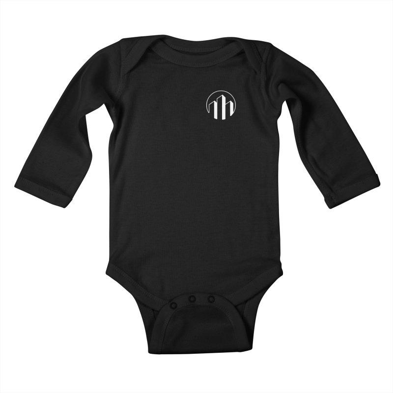 Skylyne Merchandise Kids Baby Longsleeve Bodysuit by Skylyne Music Group Store