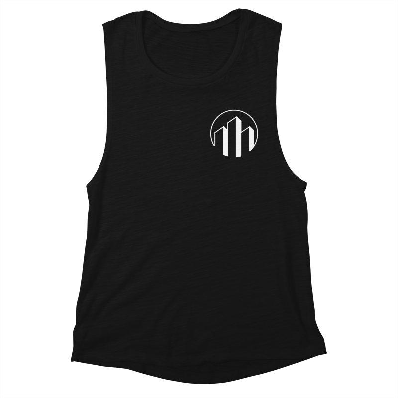 Skylyne Merchandise Women's Muscle Tank by Skylyne Music Group Store