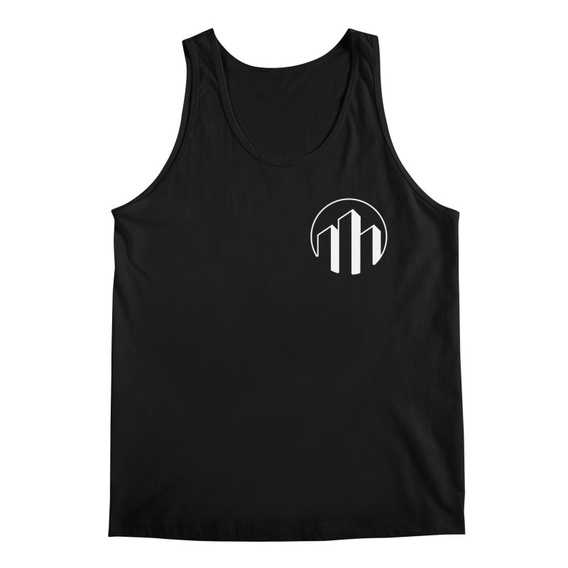Skylyne Merchandise Men's Regular Tank by Skylyne Music Group Store
