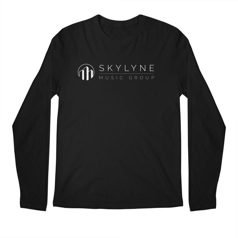 Skylyne Merchandise Men's Longsleeve T-Shirt by Skylyne Music Group Store