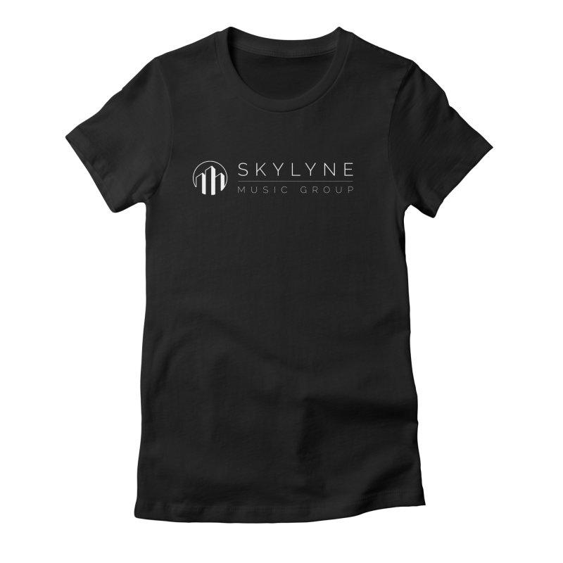 Skylyne Merchandise Women's T-Shirt by Skylyne Music Group Store