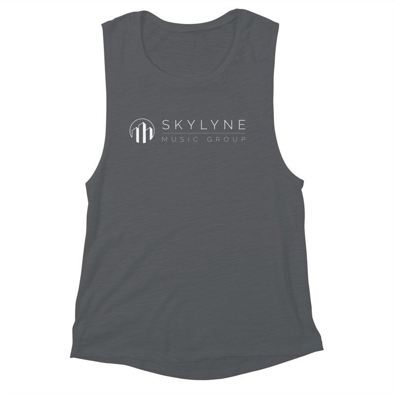 Skylyne Merchandise Women's Tank by Skylyne Music Group Store
