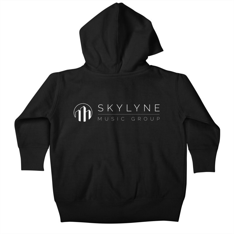Skylyne Merchandise Kids Baby Zip-Up Hoody by Skylyne Music Group Store