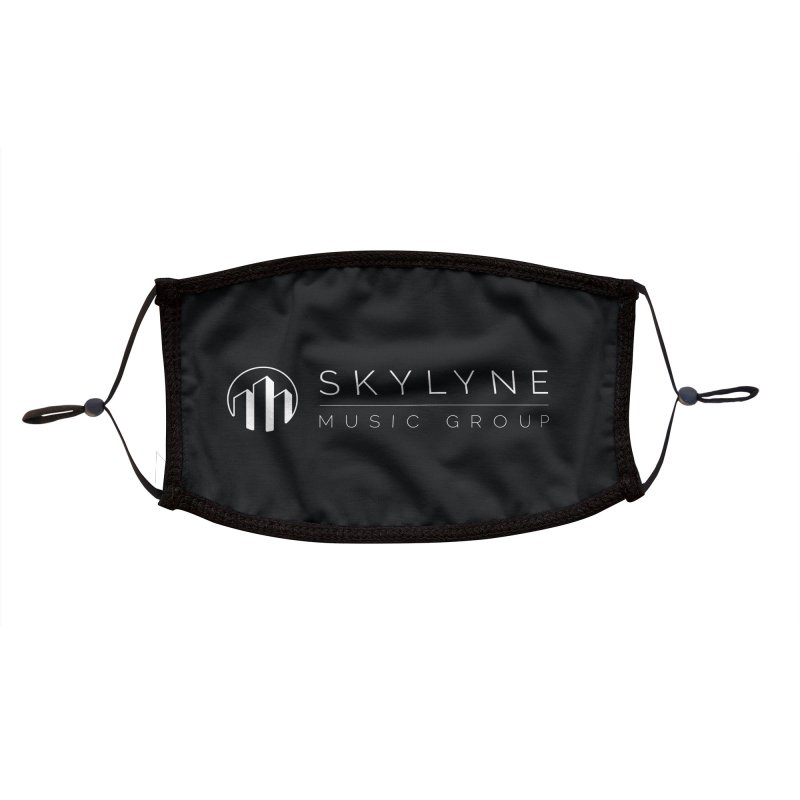 Face Masks Accessories Face Mask by Skylyne Music Group Store