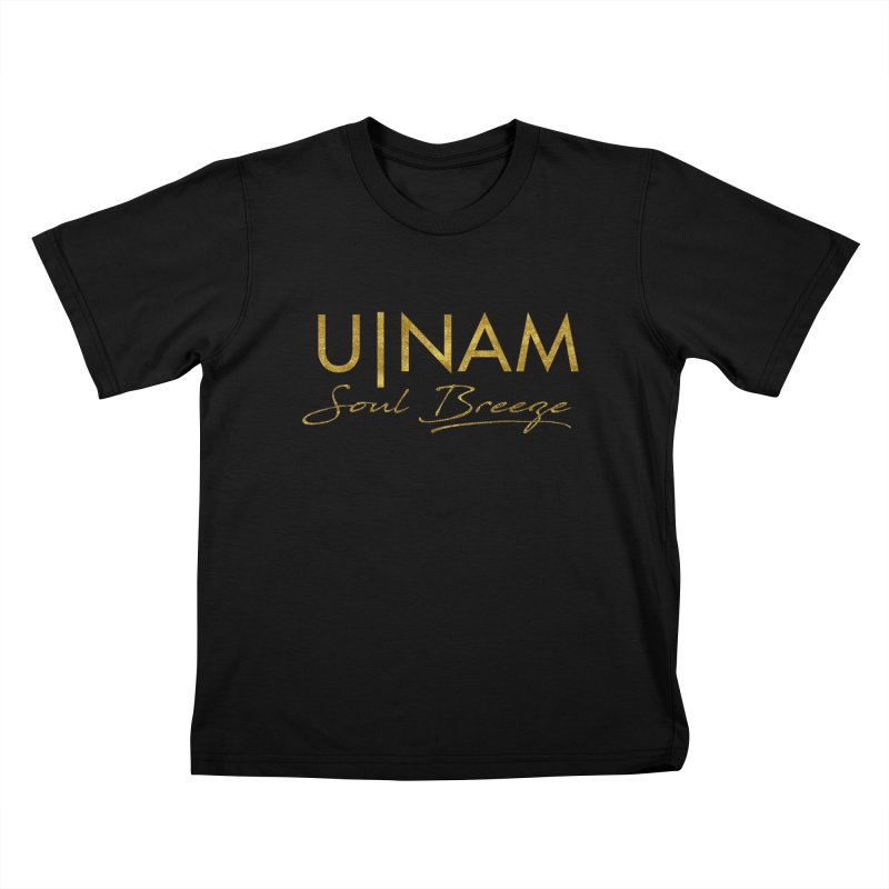 U-Nam - Soul Breeze Collection Kids T-shirt by Skytown Records Official Merch Store