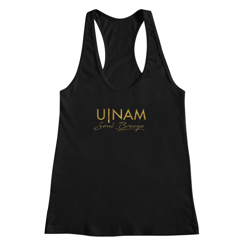 U-Nam - Soul Breeze Collection Women's Racerback Tank by Skytown Records Official Merch Store