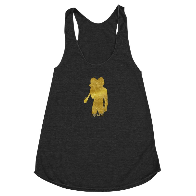 U-Nam - Guitar Gold Collection Women's Tank by Skytown Records Official Merch Store