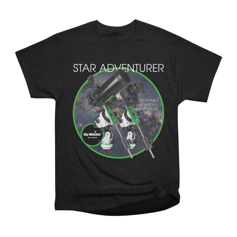 ProductSeries_StarAdventurer Men's T-Shirt by Sky-Watcher's Artist Shop