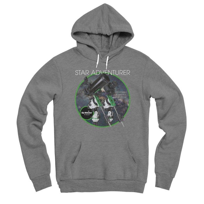 ProductSeries_StarAdventurer Men's Pullover Hoody by Sky-Watcher's Artist Shop