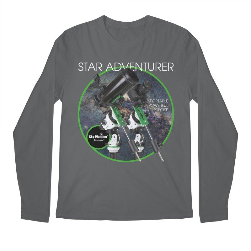 ProductSeries_StarAdventurer Men's Longsleeve T-Shirt by Sky-Watcher's Artist Shop