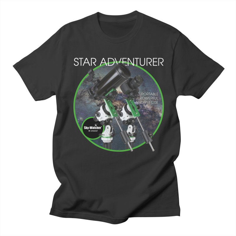 ProductSeries_StarAdventurer Men's T-Shirt by Sky-Watcher's Artist Shop