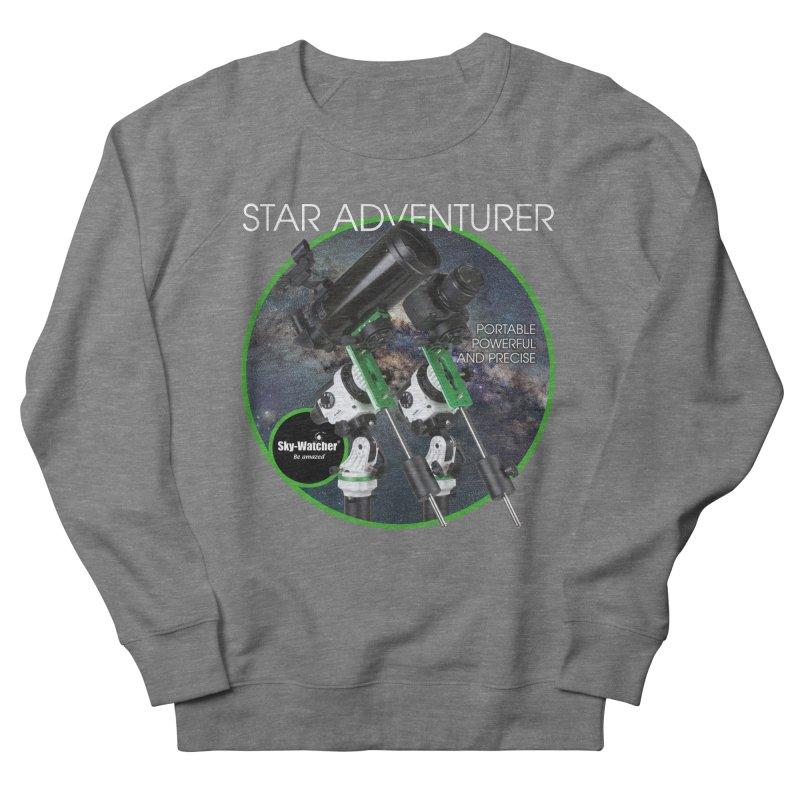 ProductSeries_StarAdventurer Men's Sweatshirt by Sky-Watcher's Artist Shop