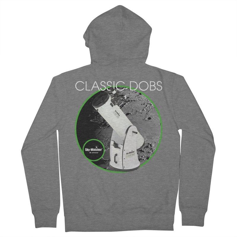 ProductSeries_ClassicDobs Women's Zip-Up Hoody by Sky-Watcher's Artist Shop