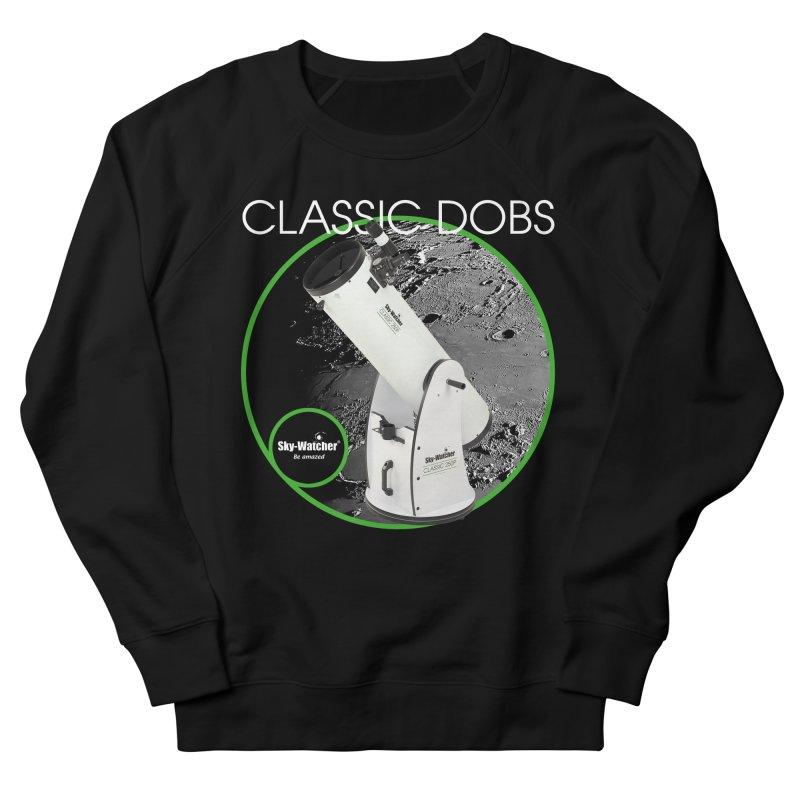 ProductSeries_ClassicDobs Men's Sweatshirt by Sky-Watcher's Artist Shop