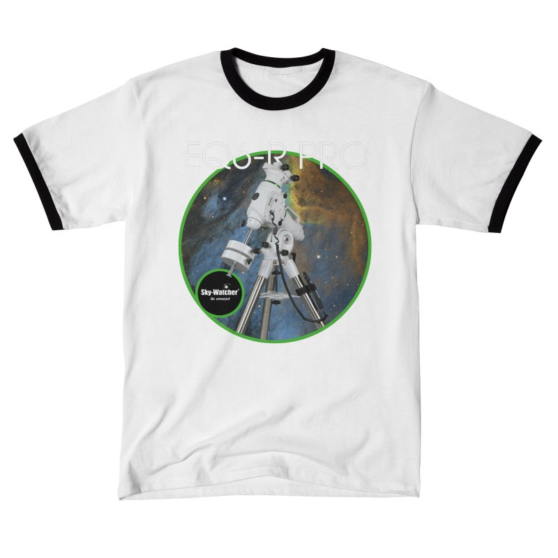 ProductSeries_EQ6-RPro Men's T-Shirt by Sky-Watcher's Artist Shop