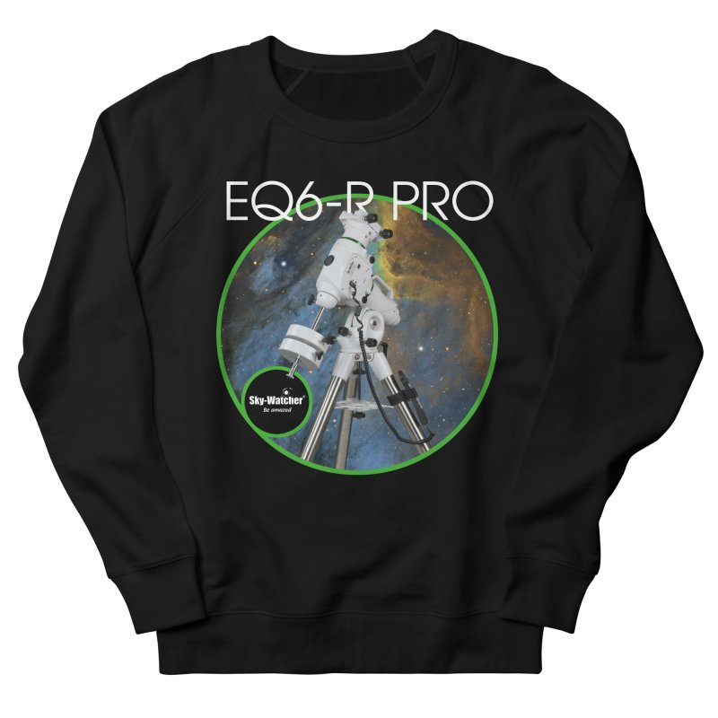 ProductSeries_EQ6-RPro Men's Sweatshirt by Sky-Watcher's Artist Shop