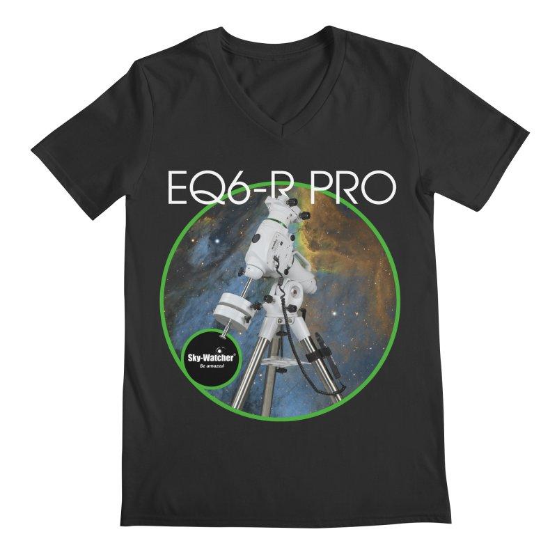 ProductSeries_EQ6-RPro Men's V-Neck by Sky-Watcher's Artist Shop