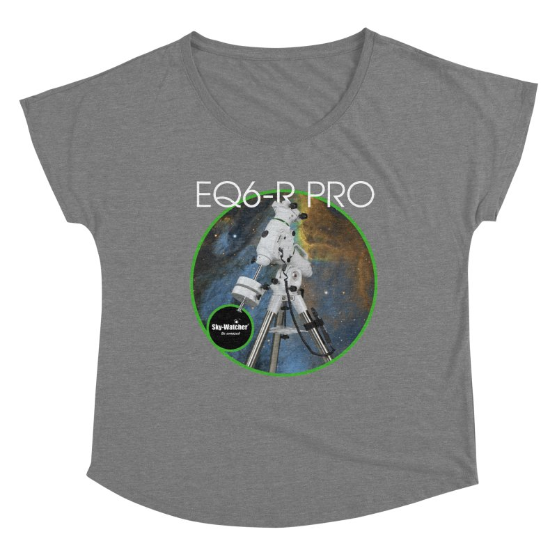ProductSeries_EQ6-RPro Women's Scoop Neck by Sky-Watcher's Artist Shop