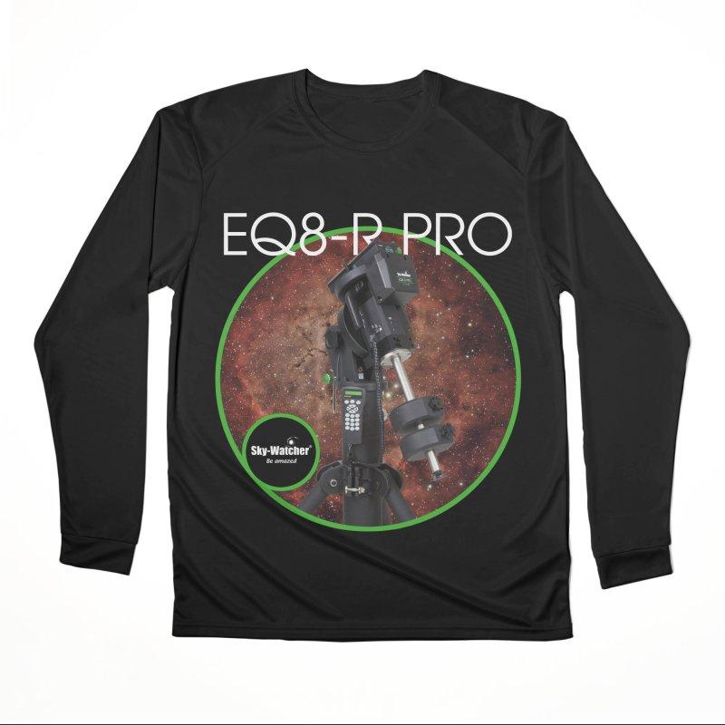 ProductSeries_EQ8-RPro mount Women's Longsleeve T-Shirt by Sky-Watcher's Artist Shop