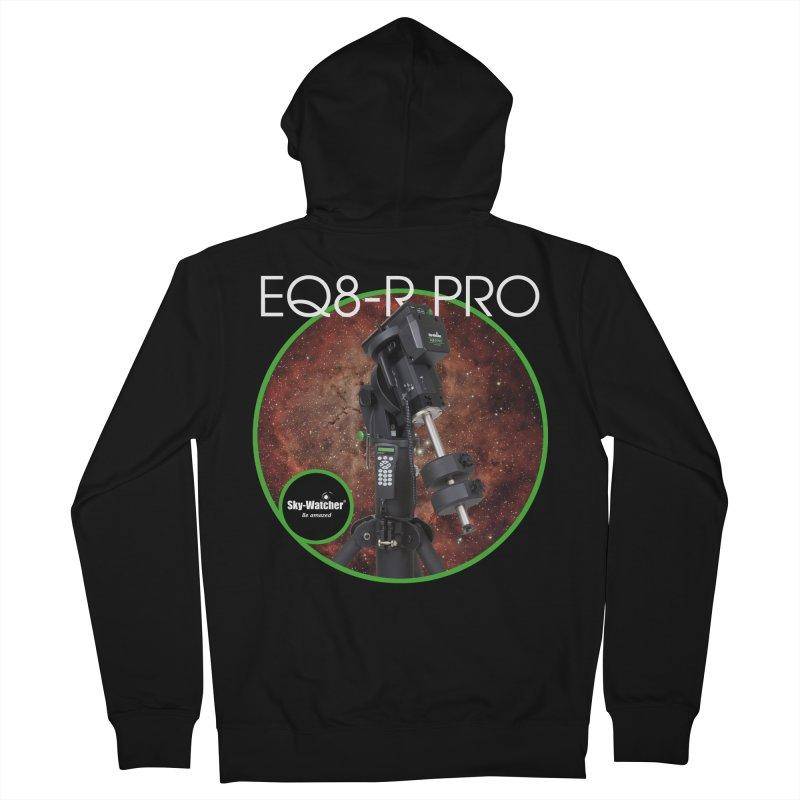 ProductSeries_EQ8-RPro mount Men's Zip-Up Hoody by Sky-Watcher's Artist Shop