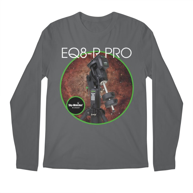 ProductSeries_EQ8-RPro mount Men's Longsleeve T-Shirt by Sky-Watcher's Artist Shop