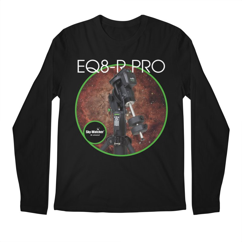 ProductSeries_EQ8-RPro mount Men's Longsleeve T-Shirt by Sky-Watcher's Artist Shop
