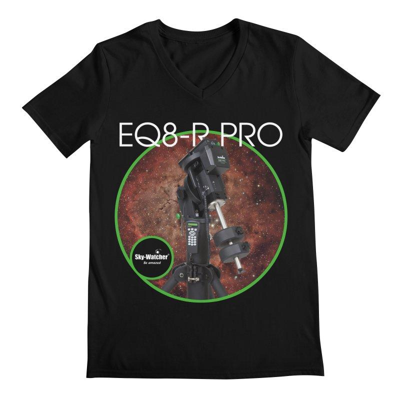 ProductSeries_EQ8-RPro mount Men's V-Neck by Sky-Watcher's Artist Shop