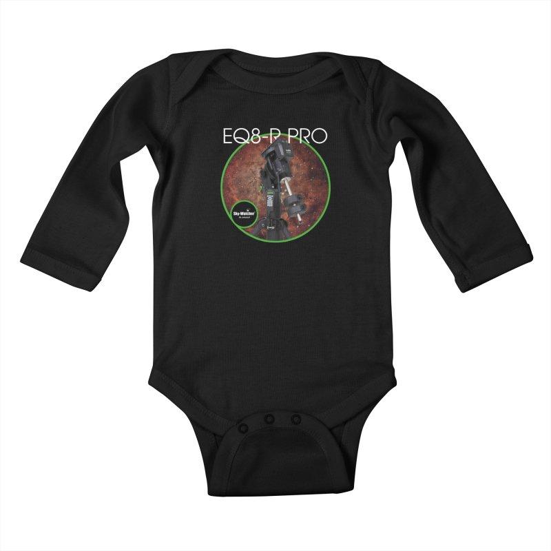 ProductSeries_EQ8-RPro mount Kids Baby Longsleeve Bodysuit by Sky-Watcher's Artist Shop