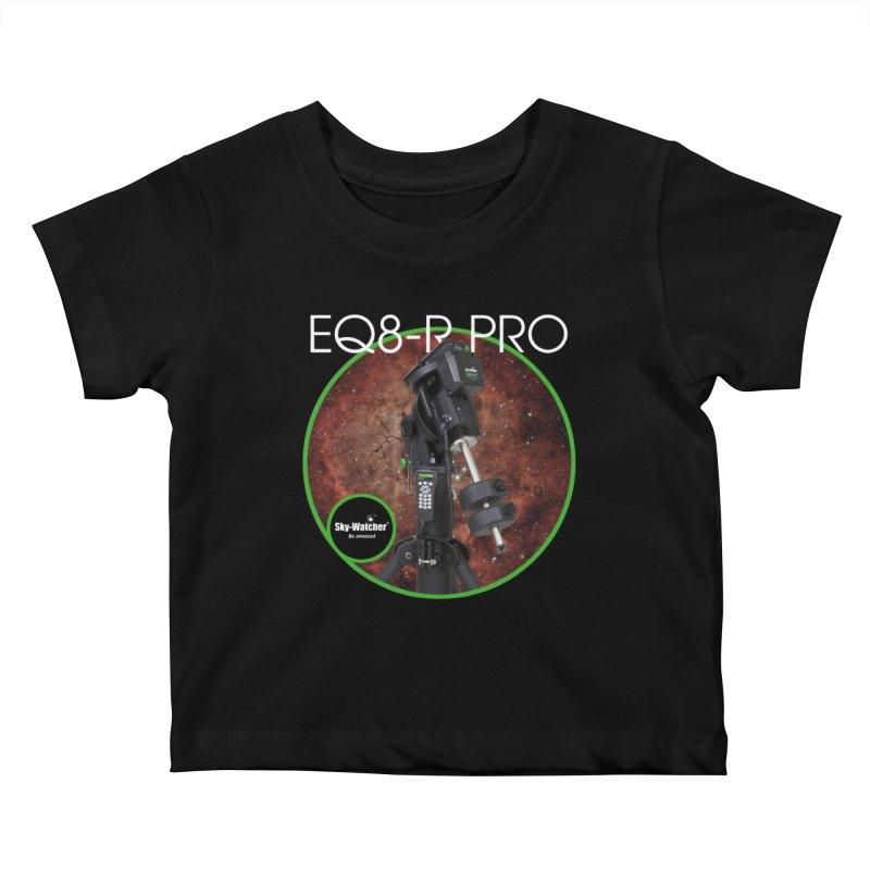 ProductSeries_EQ8-RPro mount Kids Baby T-Shirt by Sky-Watcher's Artist Shop