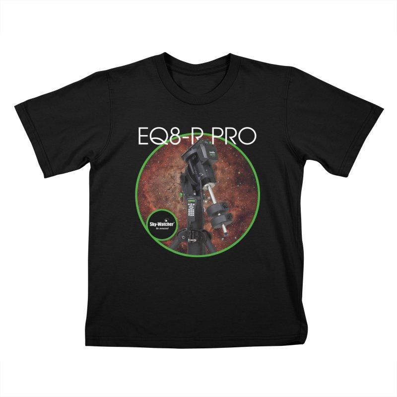 ProductSeries_EQ8-RPro mount Kids T-Shirt by Sky-Watcher's Artist Shop