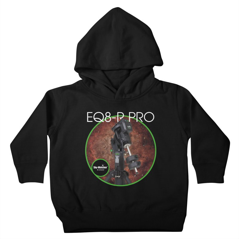 ProductSeries_EQ8-RPro mount Kids Toddler Pullover Hoody by Sky-Watcher's Artist Shop