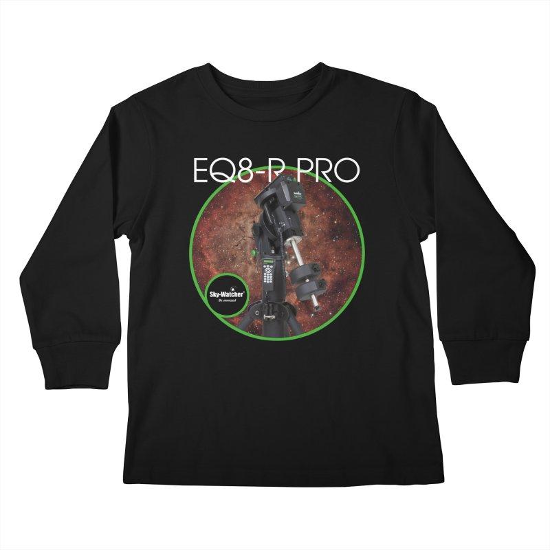 ProductSeries_EQ8-RPro mount Kids Longsleeve T-Shirt by Sky-Watcher's Artist Shop
