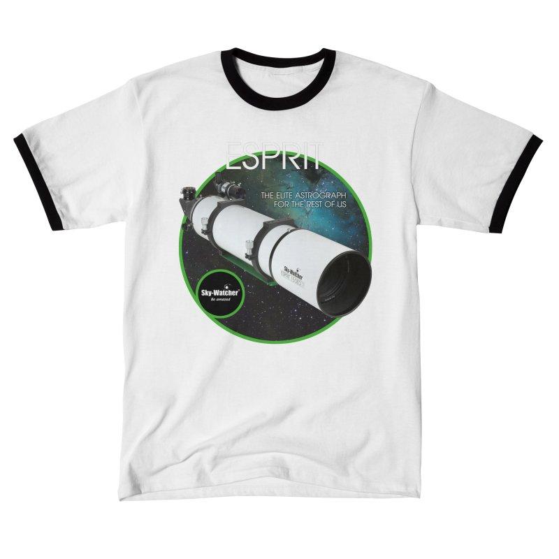 Product Series_Esprit ED triplets Men's T-Shirt by Sky-Watcher's Artist Shop